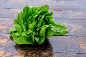 The Health Benefits of Organically Grown Field Lettuces