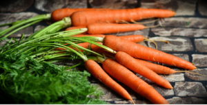 Five Health Benefits Of Eating Carrots
