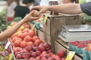 How Chefs Can Benefit From Local Farmers' Market baywater farms