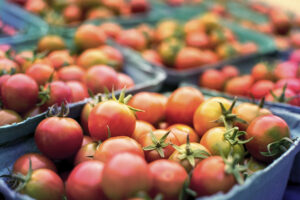 Why Encourage Consumers to Visit Farmers' Markets